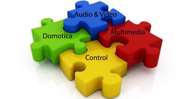 integratie hoofdfoto home autotainment