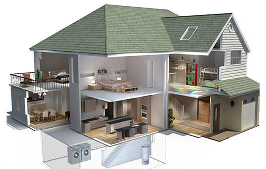hoofdfoto domotica home autotainment